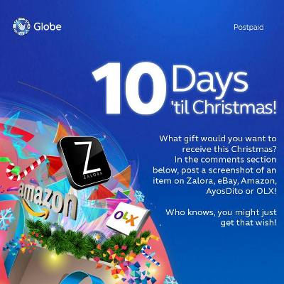 globe-christmas-wishlist-promo