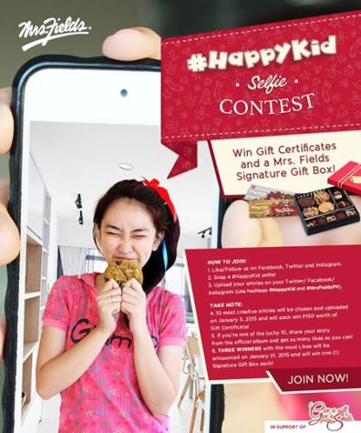mrs-fields-happy-kid-selfie-contest