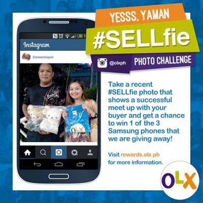 olx-sellfie-photo-challenge