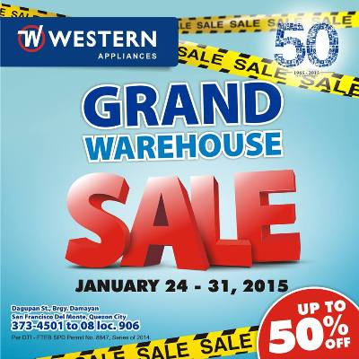 western-appliances-grand-warehouse-sale