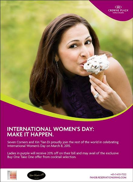 crowne-plaza-international-womens-day-promo