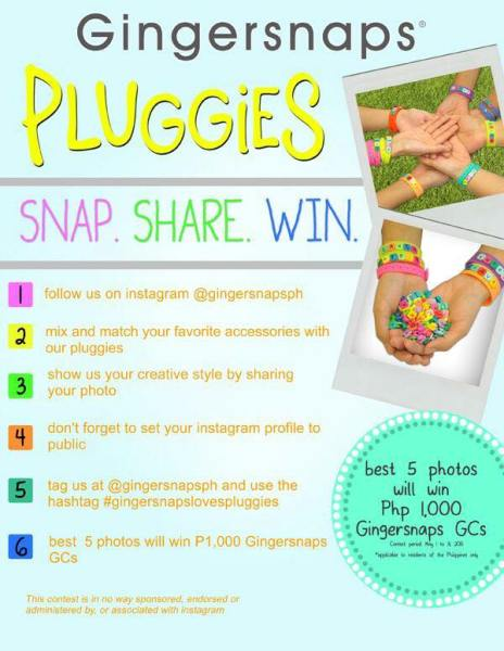 gingersnaps-pluggies-contest