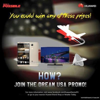 huawei-dream-usa-promo