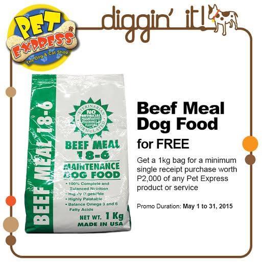 Optima Beef Meal Dog Food