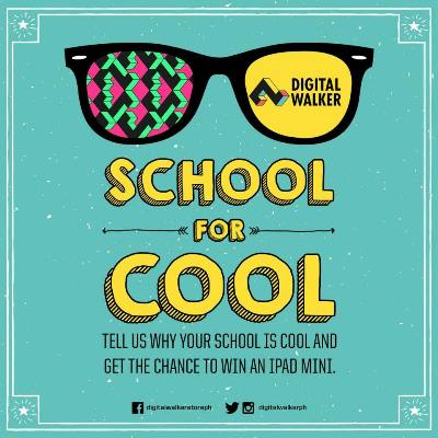 digital-walker-school-for-cool-promo