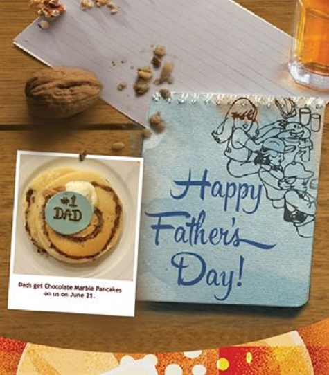 pancake-house-fathers-day-promo