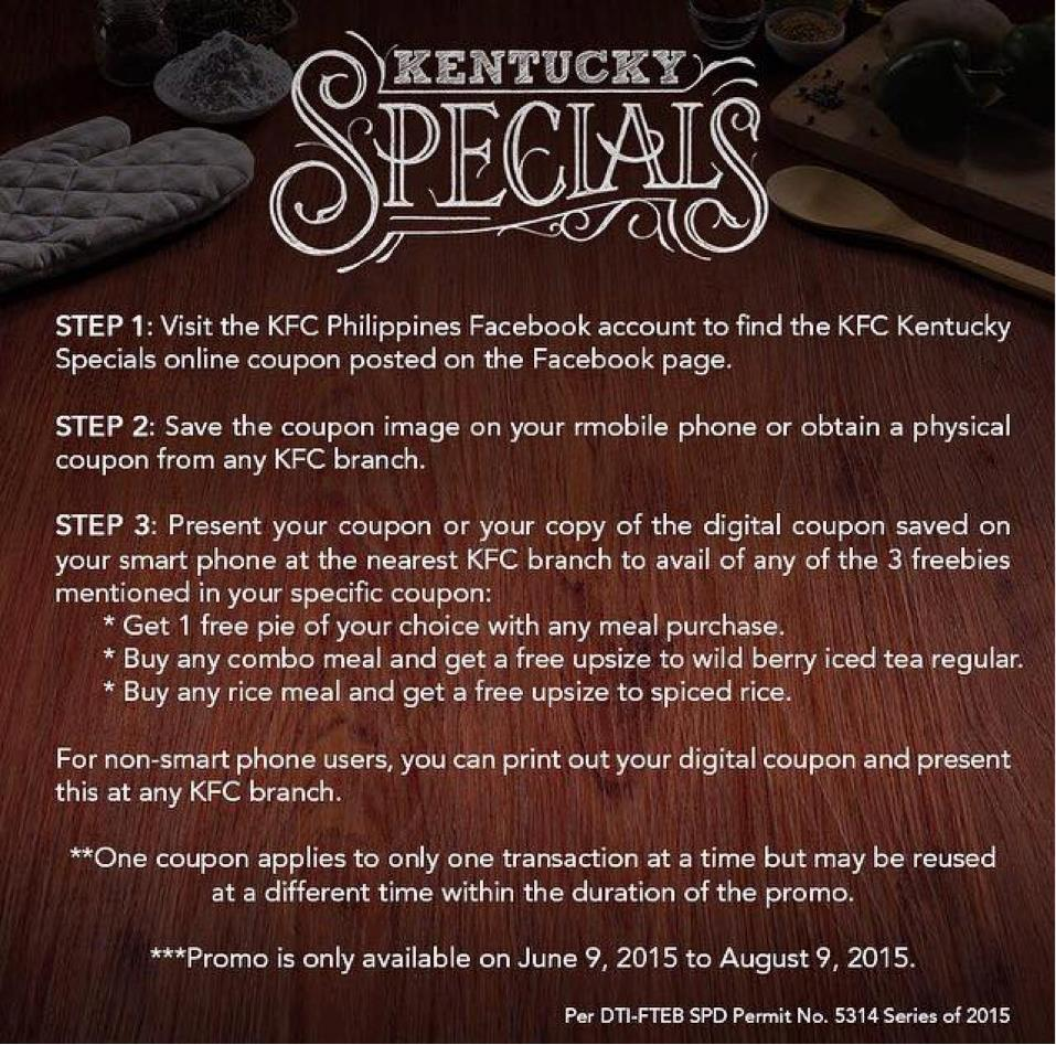 kfc-special-giveaway