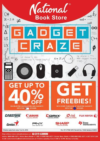 national-bookstore-gadgets-sale