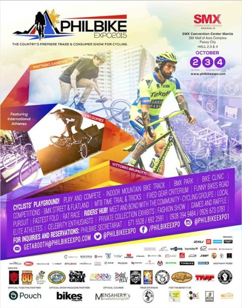Phil Bike Expo 2015