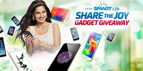 Smart Share the Joy Gadget Giveaway