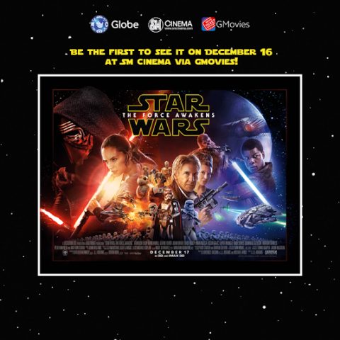 Star Wars: The Force Awakens Advance Screening Tickets