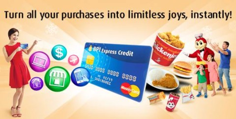 Free Jollibee Meals from BPI