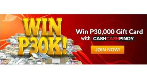 Win 30K Gift Card