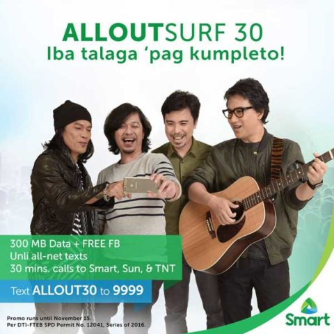 Smart AllOutSurf 30