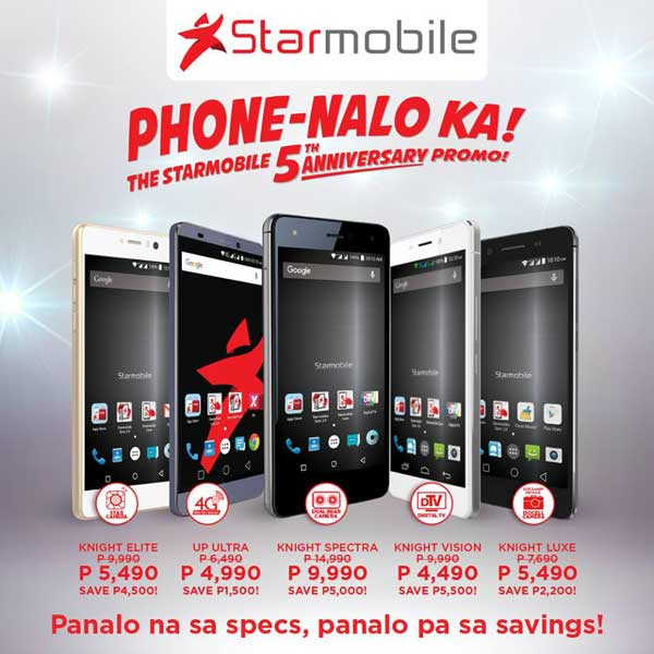mobile phone promos contests sales and discounts philippines. Black Bedroom Furniture Sets. Home Design Ideas