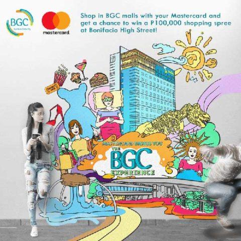 BGC Mastercard Promo